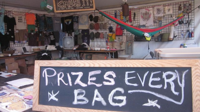 Prizes Every Bag!